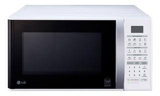 Microondas LG MS3052R(A) branco 30L 110V