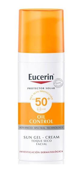Eucerin Sun Protector Solar Fps 50 Oil Control Toque Seco