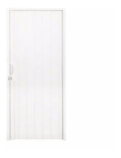 Porta Sanfonada Pvc 0,72x2,10m Perlex