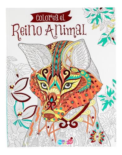 Mandalas Para Colorear Dreams Art Colorea Reino Animal