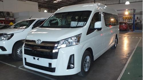 Imagen 1 de 11 de Toyota Commuter 2.8 Tdi 6at