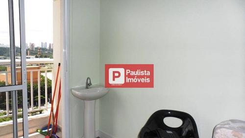 Sala, 22 M² - Venda Por R$ 390.000,00 Ou Aluguel Por R$ 800,00/mês - Chácara Santo Antônio (zona Sul) - São Paulo/sp - Sa0450