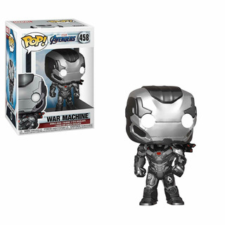 Funko Pop Marvel Avengers Endgame 458 War Machine En Stock