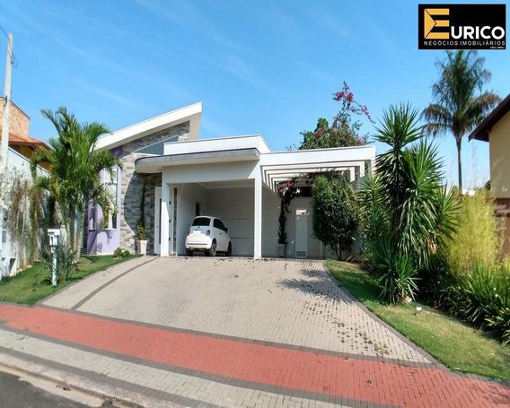 Casa Térrea À Venda No Condomínio Terras De Vinhedo Em Vinhedo - Sp. - Ca01802 - 34366288