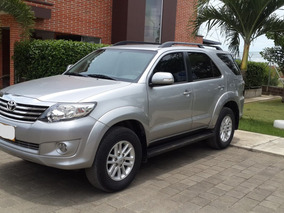 Toyota Fortuner Motor 2.7 2016 4x2 At