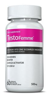 Testofemme C/ 60 Cápsulas - Inove Nutrition
