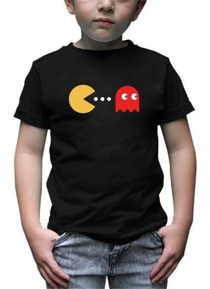Pacman Playera Infantil Mod2 Envio Gratis