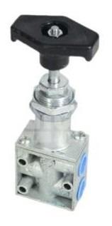 Valvula 3 Vias Reguradora De Pressao Fix/lateral 1/4 Npt