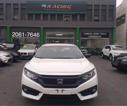 Civic Sport ( Aut ) 2019 0km - Racing Multimarcas.