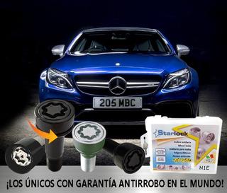 Tuercas Seguridad Mercedes Clase C Amg C 63 Envío Gratis