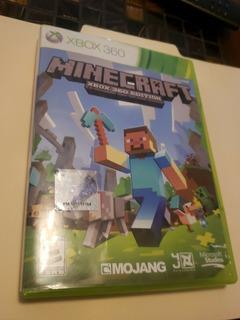 Minecraft Xbox 360 Oferta