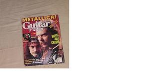 Revista Guitar Player Metallica
