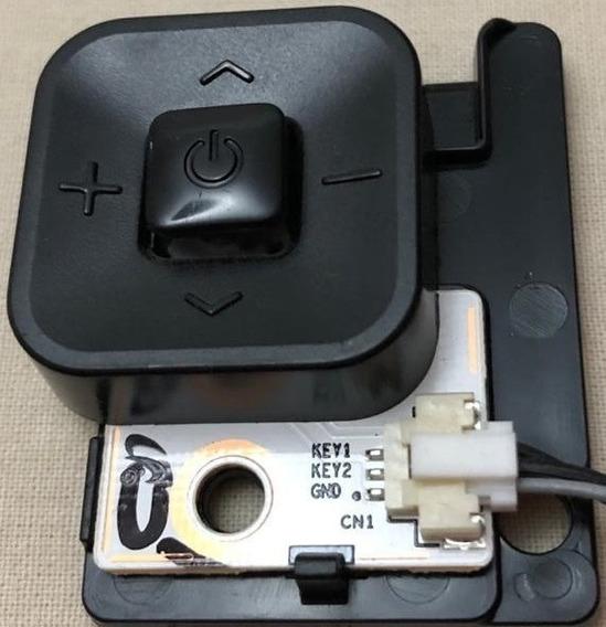 Botão Liga/desliga Tv Samsung Ultra 4k Curva 48 Un48ju6700g