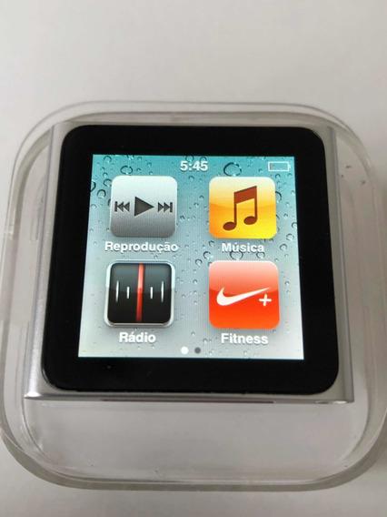 iPod Nano 6 Gen Geração 8gb Semi-novo - Raro!!!