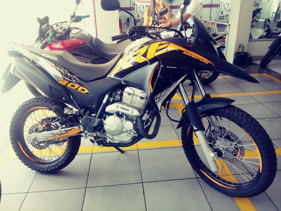 Vendo Honda Xre 300 Adventure 2018