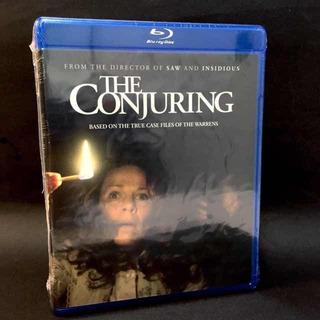 The Conjuring Bluray - Zombiteca