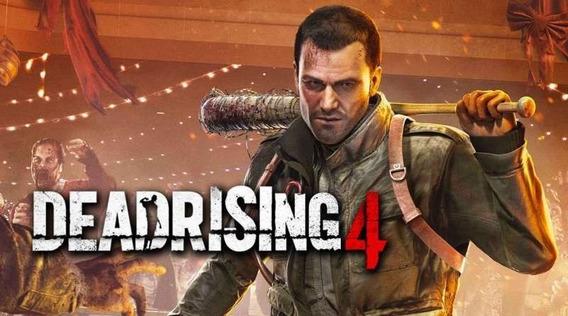 Dead Rising 4 Jogo Pc Ativa Steam Key Original Game
