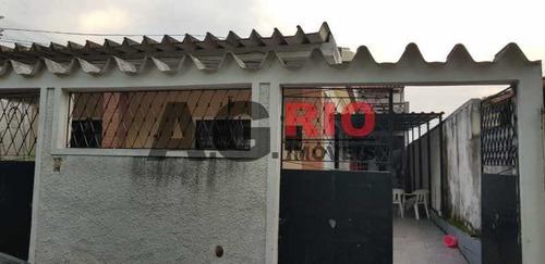 Casa De Rua-à Venda-jardim Sulacap-rio De Janeiro - Vvca30062