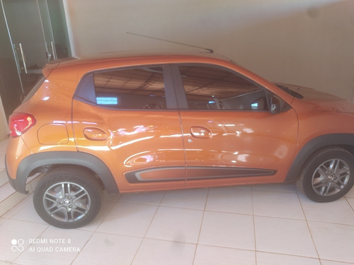 Imagem 1 de 6 de Renault Kwid 2018 1.0 12v Intense Sce 5p