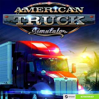 American Truck Simulator Steam Key Global Pc