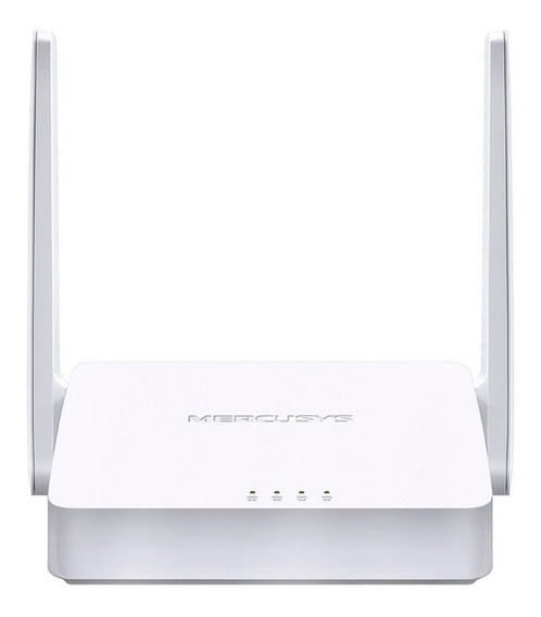 Router Inalambrico Mercusys Mw301r 300mbps 2 Antenas Wisp