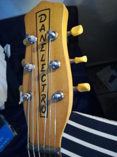 Danelectro Convertible Guitarra Hibrid