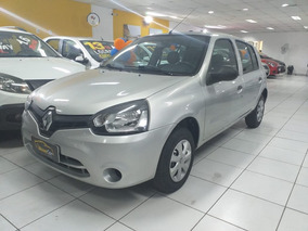 Renault Clio 1.0 Authentique 16v Flex 4p Manual