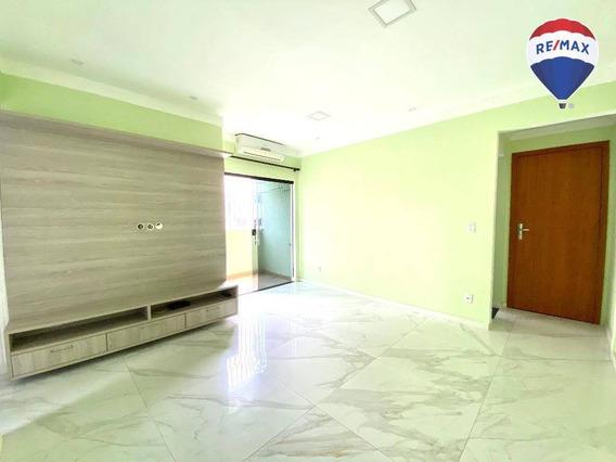 Apartamento Com 2 Dormitórios, 78 M² - Pedreira - Belém/pa - Ap0539