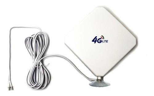 Imagen 1 de 5 de Antena Ts9 / Sma 4g, 35 Dbi, Mejora La Señal Del Router