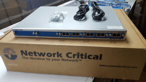 Network Critical Smartna Snac1ac Rack Switch Tap Splitter