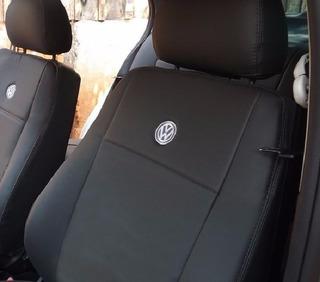 Capas De Banco Couro Automotivo Gol-g5-g6-g4+porta Revista