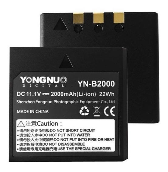 Bateria Yongnuo Yn686ex-rt Yn-b2000 2000 Mah Para Yn686