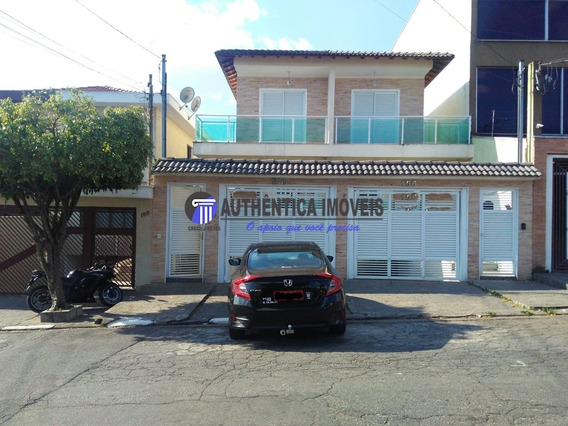 Casa Para Venda Na Vila Osasco, Osasco - Ca00883 - 34297244