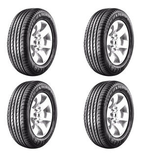 Set De 4 Llantas Goodyear 235/60 R18 Efficientgrip Suv