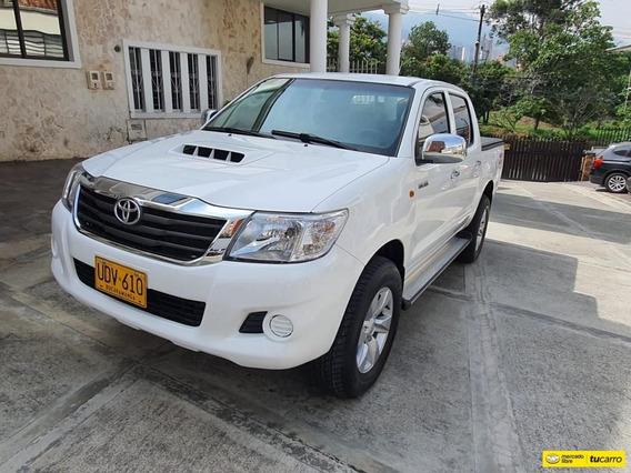 Toyota Hilux 4x4 Euro 4 Diesel 2.5 Turbo I