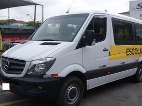 Mercedes-benz Sprinter Van 2.2 Cdi 415 Teto Baixo 5p Escolar