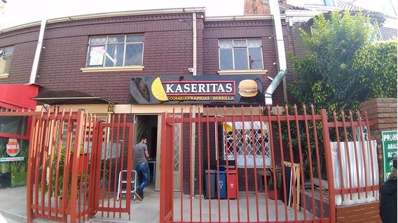 Gran Oportunidad De Negocio ¡restaurante Y Comidas Rápidas!