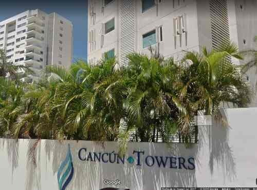 Increible Inversion, Condo. De Lujo En Cancun Towers,