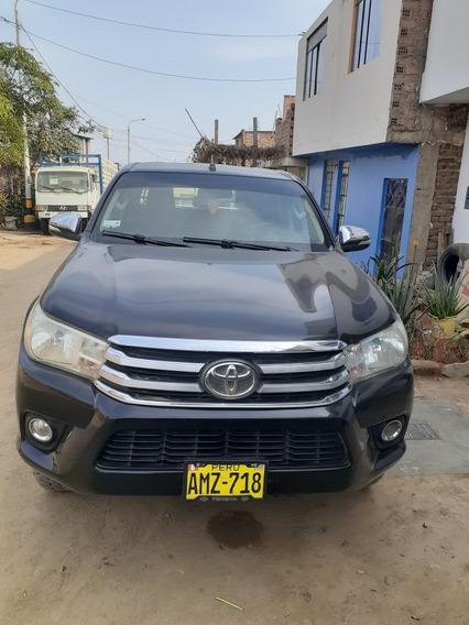 Toyota Hilux Modelo 2016
