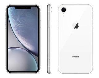iPhone XR Apple Branco 64gb, Tela Retina Lcd , Ios 1