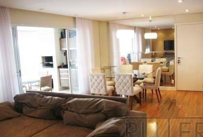 Apartamento Para Venda, 3 Dormitórios, Jurubatuba - São Paulo - 10159