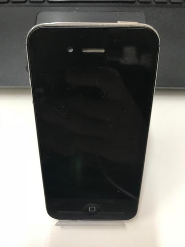 iPhone 4s Preto 16gb Para Peças - Ler Descrição - 09