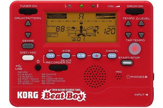 Modulo Korg Bateria Eletrônica - Beat Boy Gravador Afinador