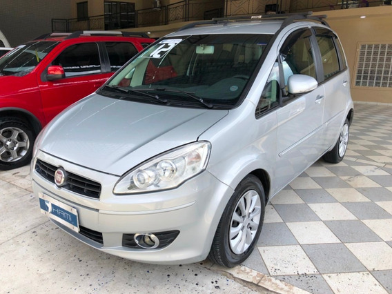 Fiat Idea Attractive 1.4 2012 19900