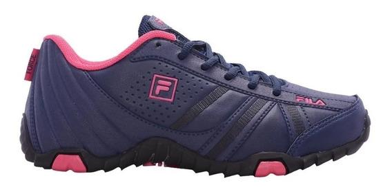 Zapatillas Fila Trekking Casual Outdoor Femenina Mujer Cuota