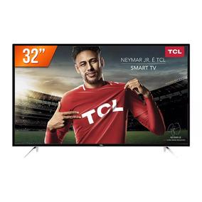 Smart Tv Led 32 Semp Tcl Hd 3 Hdmi 2 Usb Wi-fi L32s4900s