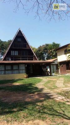 Chácara Residencial À Venda, Chácaras Boa Vista, Santana De Parnaíba. - Ch0037
