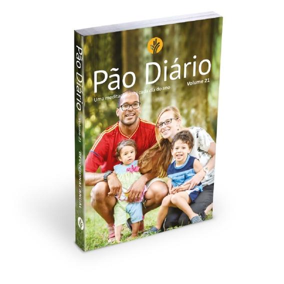 Livro Devocional Pão Diário - Volume 21
