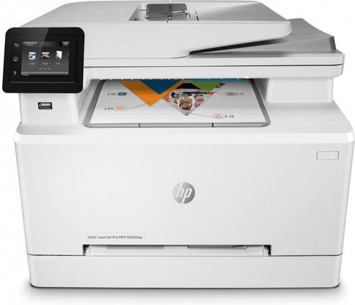 Imagen 1 de 4 de Impresora Hp Laserjet A Color M283fdw Nuevo