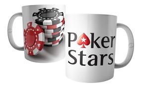 Caneca Poker Stars